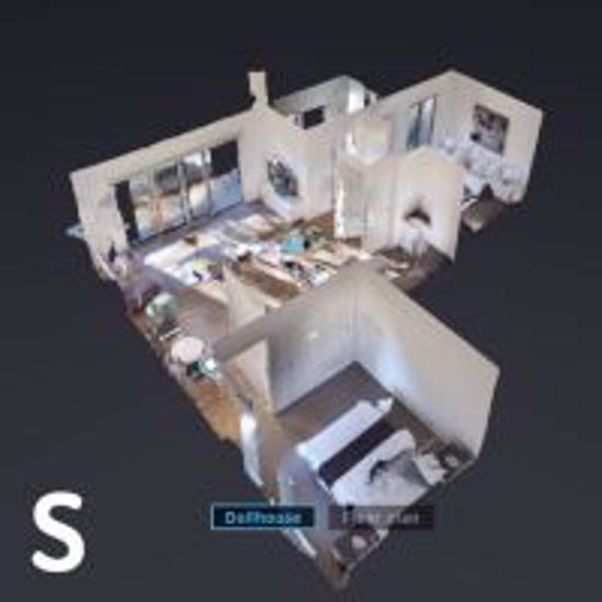 3D Virutal Tours - Small. Suitable for a 2 bedroom house