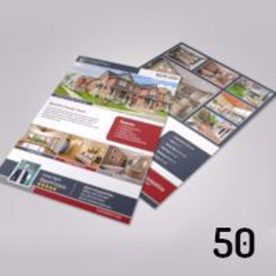 A4 Property Brochures - 50